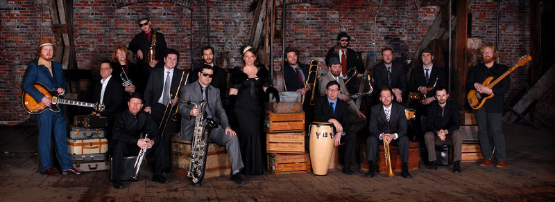 The Fogcutters Big Band
