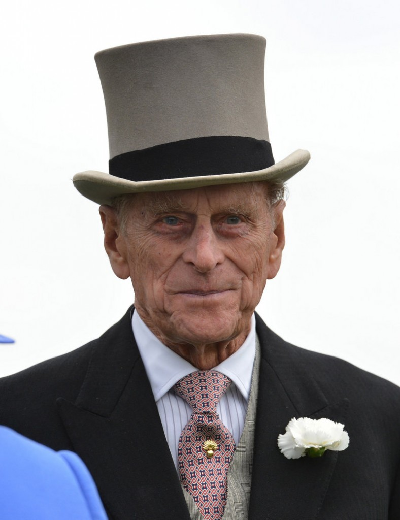 Prince Philip, 91, had to miss the concert celebrating the Diamond Jubilee of Queen Elizabeth II because he has been hospitalized with a bladder infection.