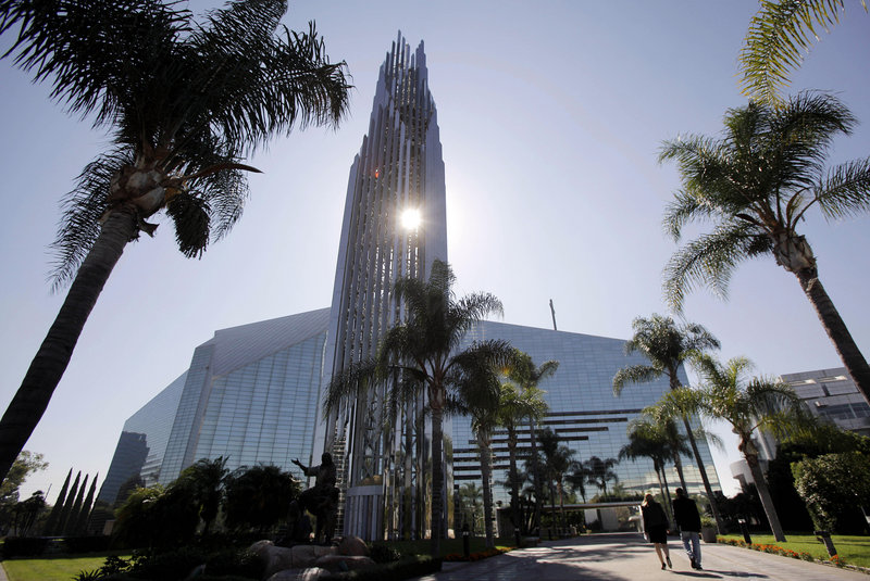 "The Crystal Cathedral ministry will leave the cathedral in Garden Grove, Calif., but will continue its ""Hour of Power."""