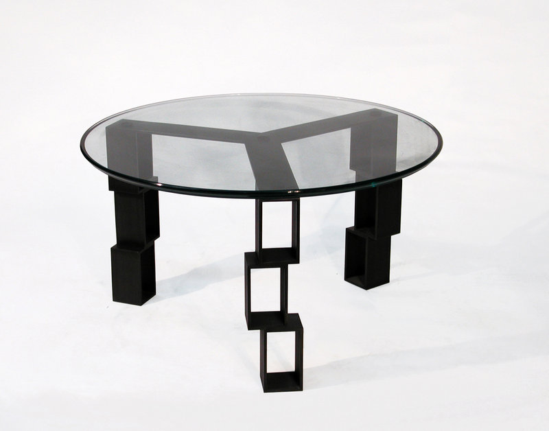 """Positive Space/Coffee Table"" by Rafael Avramovich."