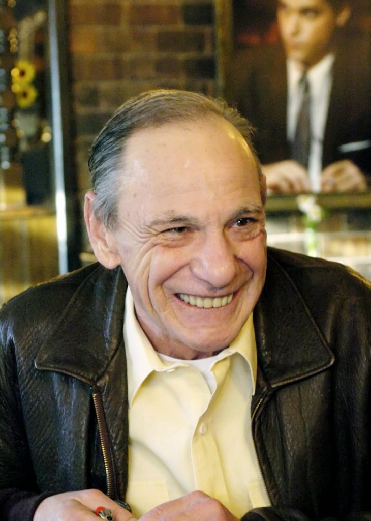 """Henry Hill, whose life inspired the movie """"Goodfellas,"""" """"was a good soul towards the end,"""" his wife said."""