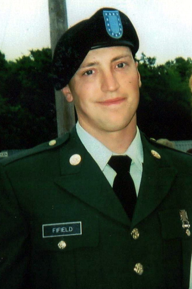 Daniel H. Fifield Jr. grew up in Baldwin and graduated from Windham High School in 2003. He served nearly four years in the Army, including a stint in Iraq.
