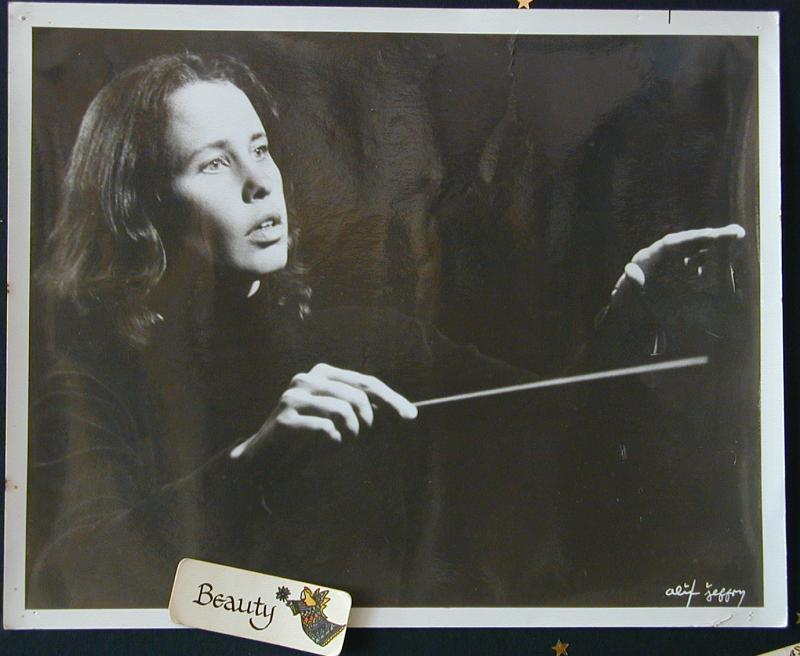 Maine's Kay Gardner is among the female composers who will be featured.