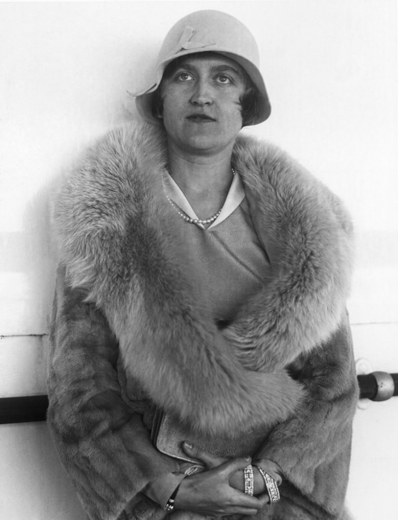 The last known photo of Huguette Clark was taken in Reno, Nev., on Aug. 11, 1930, the day she was granted a divorce. She had no children and never remarried.