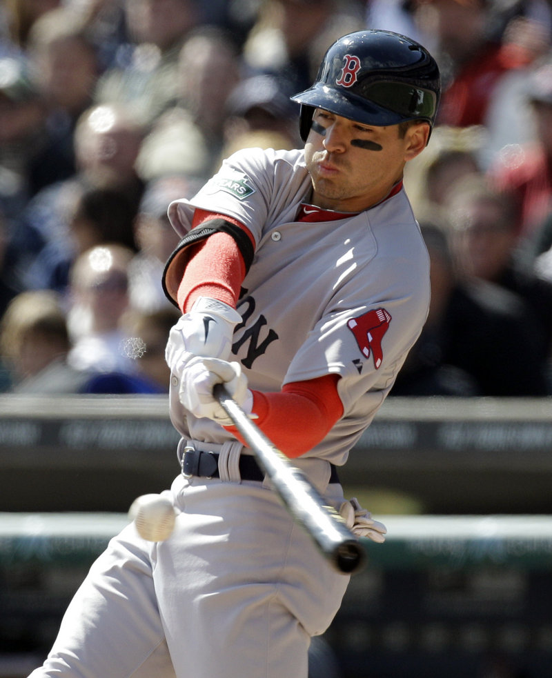Another outfielder, Jacoby Ellsbury, is expected to begin a rehab assignment soon.