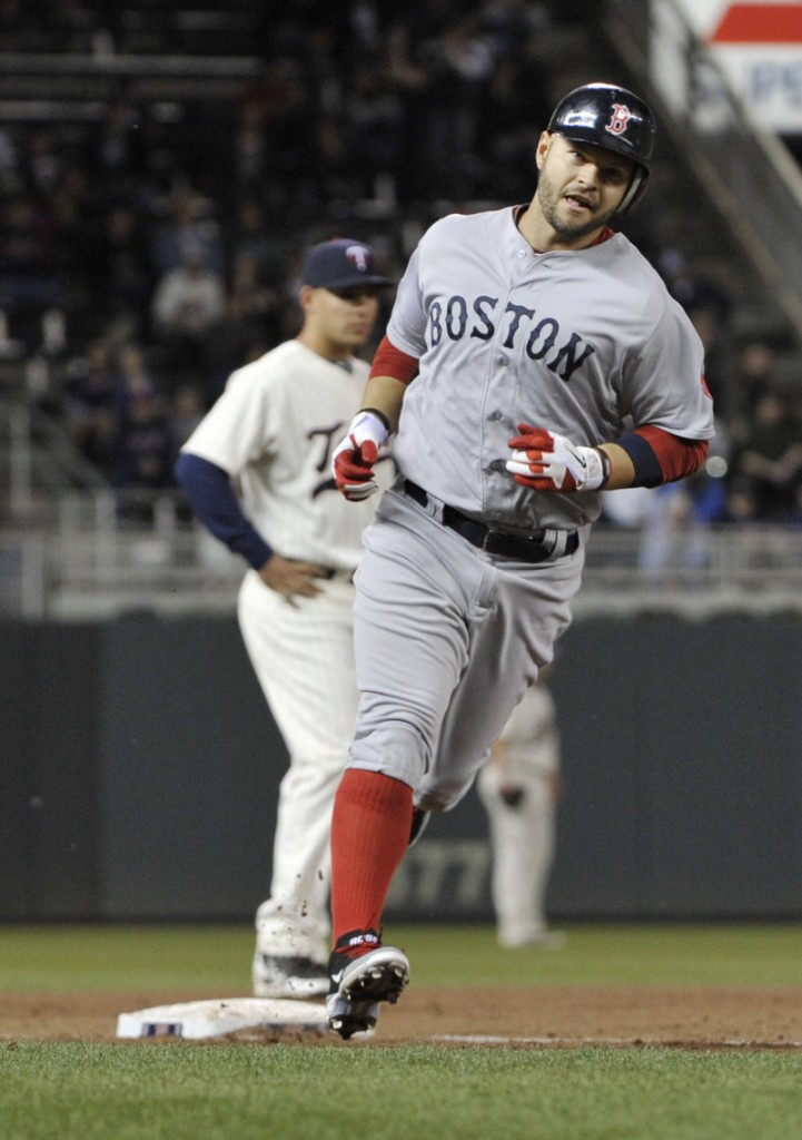 Outfielder Cody Ross has been out for quite some time, but he could rejoin the Red Sox as soon as today.