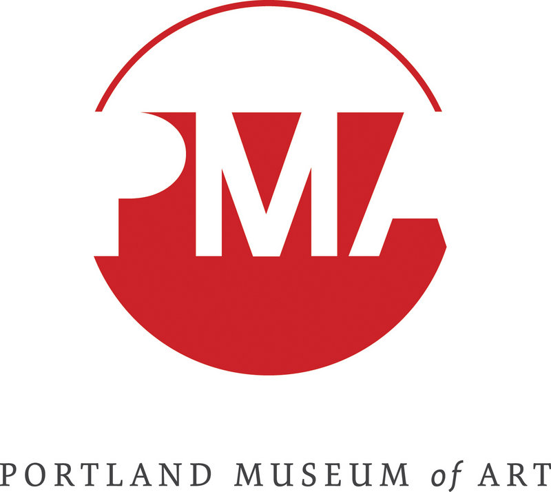 The Portland Museum of Art's new logo
