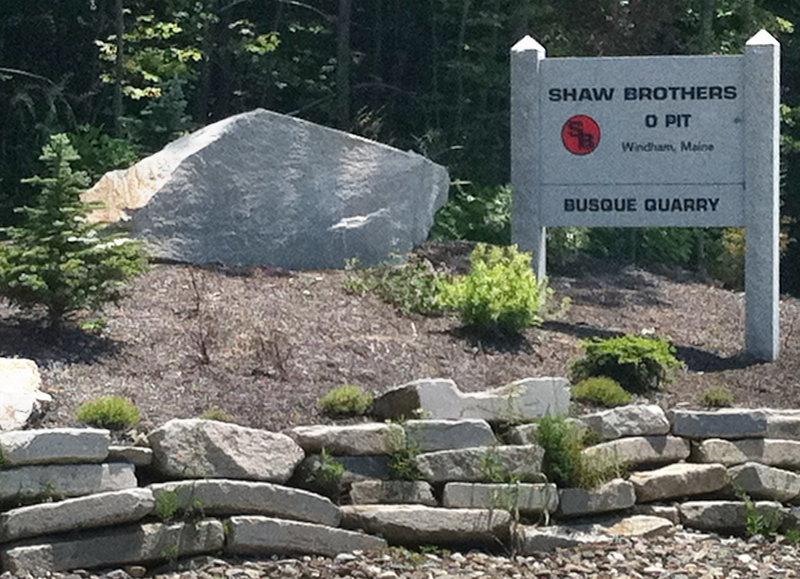 The controversial Busque Quarry at Nash Road and Route 302 in Windham is officially up and running as of Thursday morning.