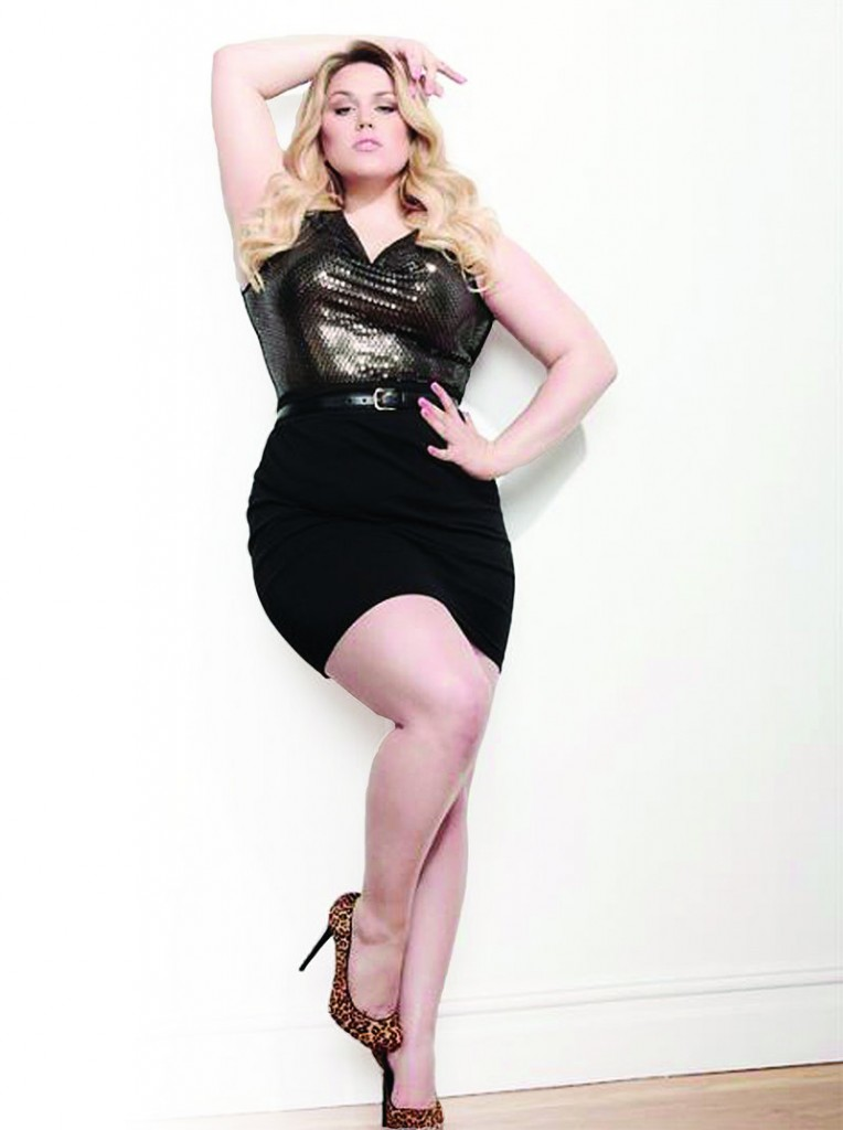 "Maegan Bell-Stearns will appear today on an episode of the MTV show ""MADE,"" focusing on plus-size models."