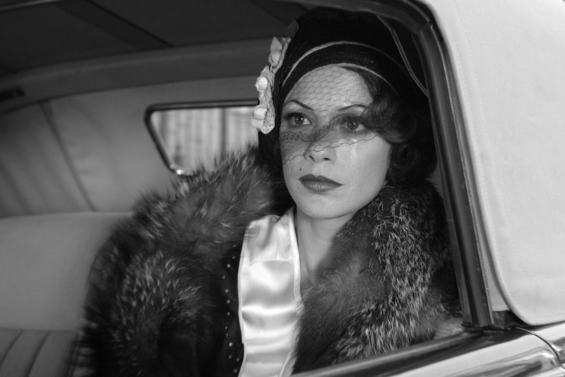 "Berenice Bejo in ""The Artist."""