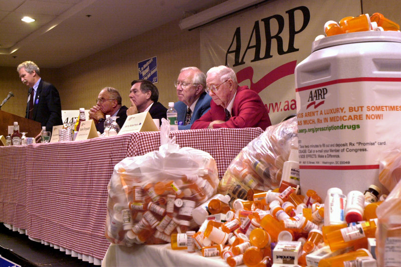 A forum on Medicare is an example of AARP activities that could use support, a reader says.