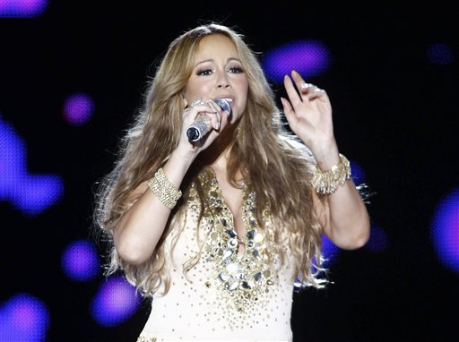 Mariah Carey performs at the Mawazine Festival in Rabat, Morocco, on May 26. A person familiar with the singing competition series