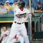 Jackie Bradley Jr. of the Portland Sea Dogs is everything you could want in a prospect, and the Red Sox know it.