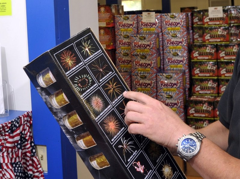 """With fireworks sales legal, Maine has sacrificed its signature peacefulness, says a writer who was recently """"blasted out of bed"""" by the noise of fireworks."""