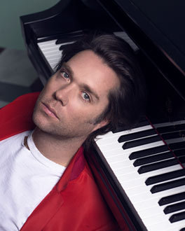 Singer-songwriter Rufus Wainwright is at the State Theatre in Portland on July 31. He also performs on July 29 at Bank of America Pavilion in Boston.