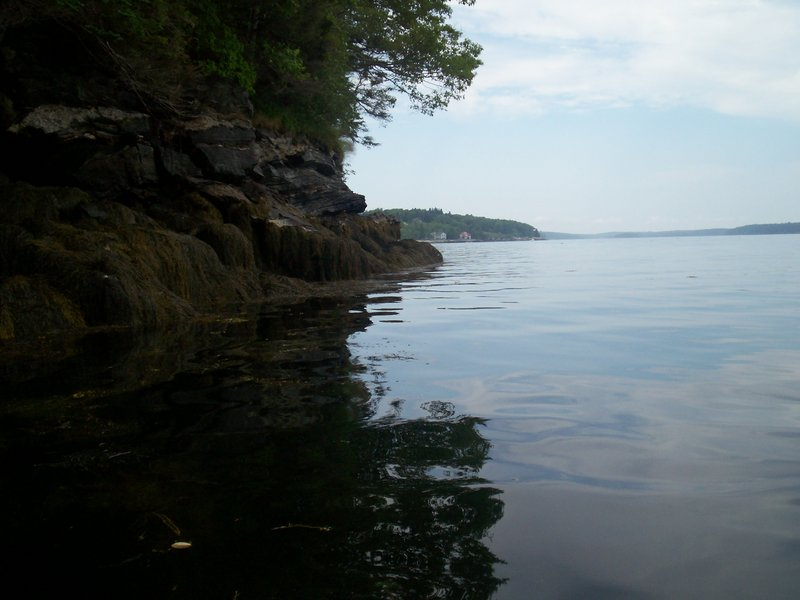 Starting from the inlet at Round Pond off the Pemaquid Peninsula, paddlers can head out to Muscongus Sound for a trip that includes close-up views of numerous islands.