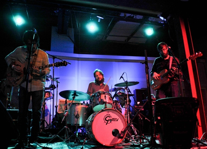 The Portland band if and it is: Chris DiBiasio on drums, Tim Alan Walker on bass, and singer/guitarist Evan Parker. They'll play a free show July 20.