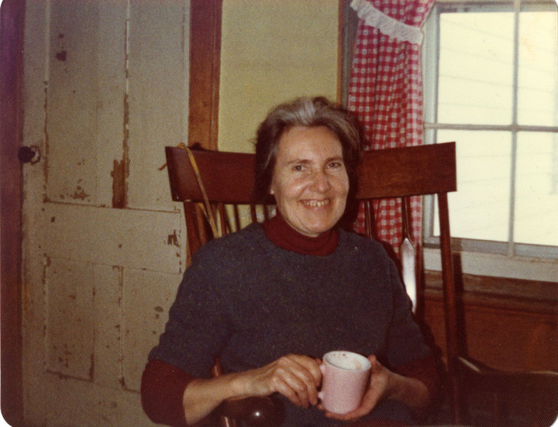 Roberta Lipfert was a founder of the Maine Organic Farmers and Gardeners Association and helped organize its Common Ground Fair.