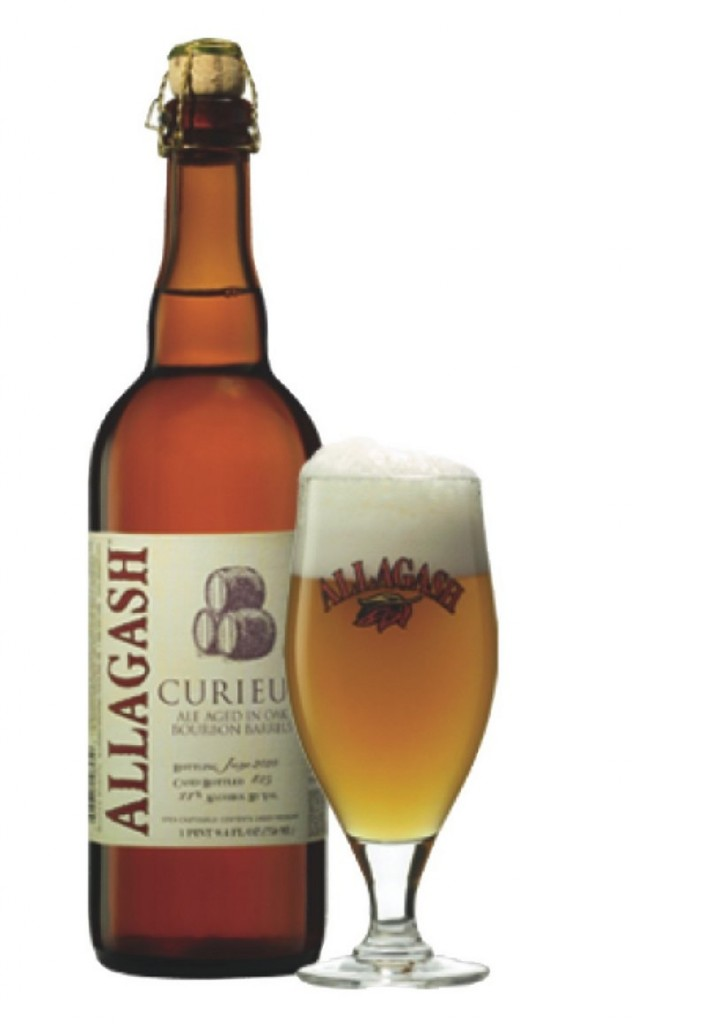 Portland-brewed Allagash Curieux, above, and Peak Organic Pale Ale, below, have landed on Men's Journal's list of the top 25 beers in the world.