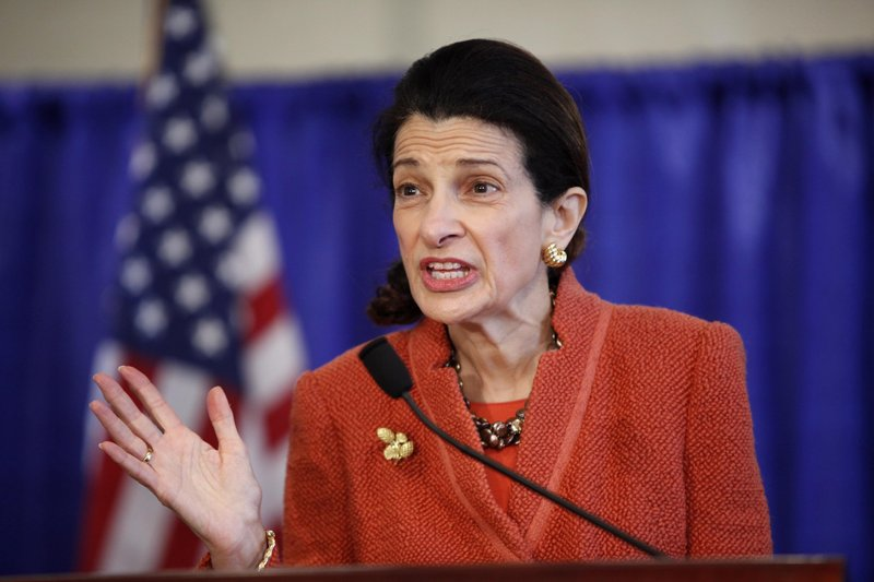 U.S. Sen. Olympia Snowe says the process by which a campaign finance disclosure bill came to the floor likely would have precluded the GOP from offering any amendments to the proposal.