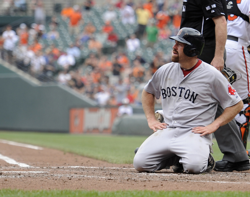 Goodbye Youkilis, hello Middlebrooks. Could this be the start of other former Sea Dogs replacing the old guard with the Red Sox?