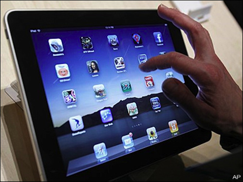 Industry observers believe Apple may be about to launch a smaller, cheaper iPad.