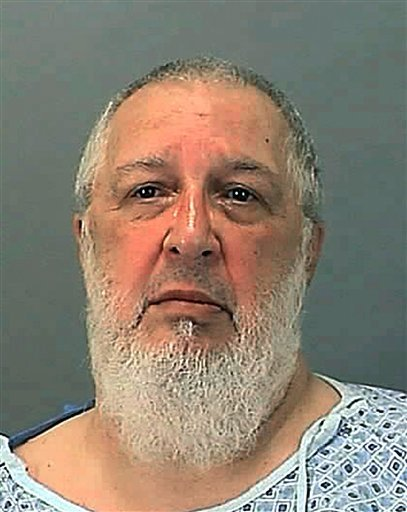 John Wise, seen in an undated file photo, faces a charge of aggravated murder in connection with the shooting death last week of his wife, Barbara, who had recently suffered a stroke.