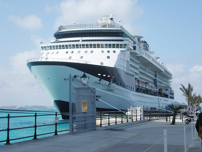 The Celebrity Summit will visit Portland twice in September and Bar Harbor once in October.