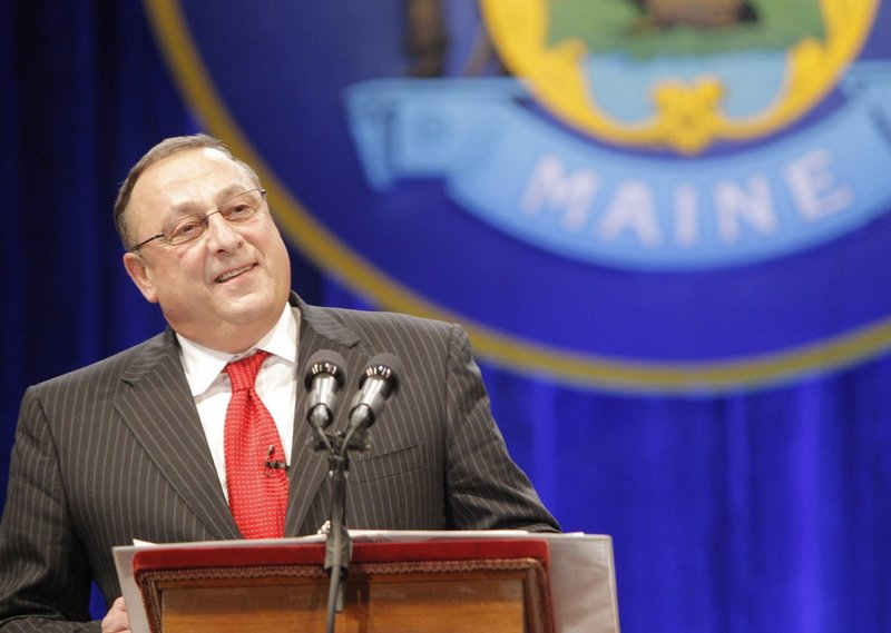"""Gov. Paul LePage """"is increasingly seen nationally as an embarrassment, a buffoon,"""" a reader writes."""
