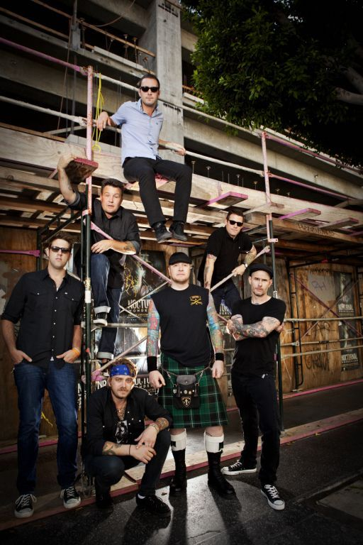 "The Dropkick Murphys will play Mumford's ""Stopover"" festival in Portland. The punk-pop band from Boston is one of a number of acts that will perform, including St. Vincent, Dawes and The Maccabees."