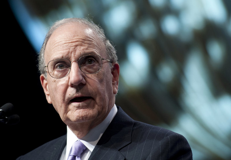 George Mitchell's five-year appointment by the NCAA begins immediately.