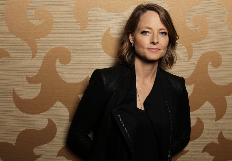 "Jodie Foster, who stars in the upcoming film ""Elysium,"" says she ""may spend some time on cable."""