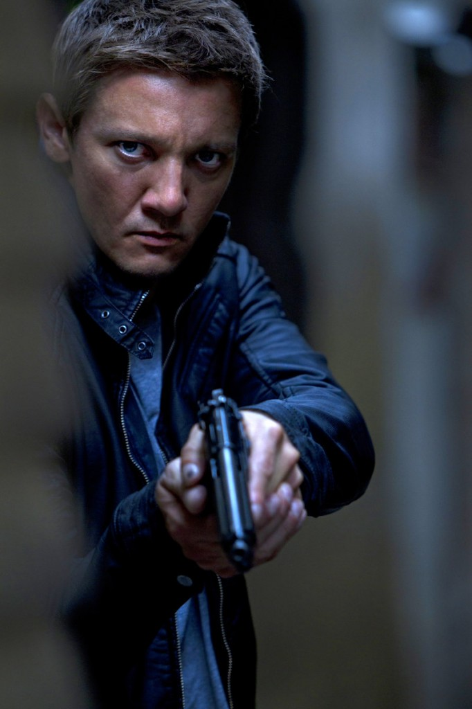 """Jeremy Renner as Aaron Cross, an agent on the run, in """"The Bourne Legacy."""""""