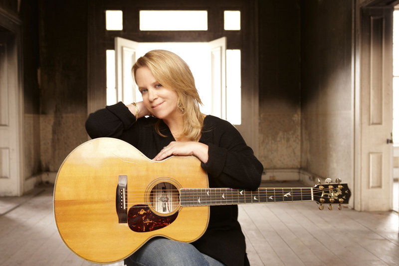Mary Chapin Carpenter plays at the Stone Mountain Arts Center on Monday and Tuesday.