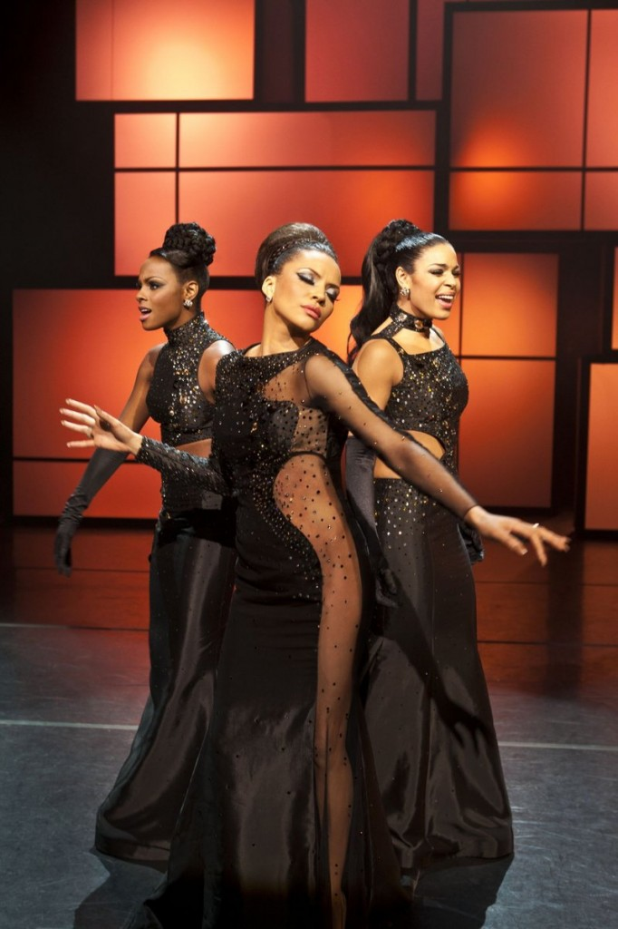 Carmen Ejogo, left, Tika Sumpter and Sparks.