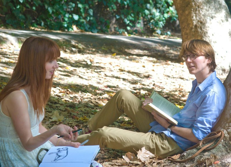 "Zoe Kazan and Paul Dano in ""Ruby Sparks."" Annette Bening also stars in the romantic comedy/fantasy directed by Jonathan Dayton and Valerie Faris."