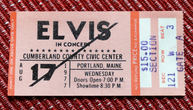 Dot Gonyea spent two days and nights in line at the Civic Center to get tickets to his Portland show.