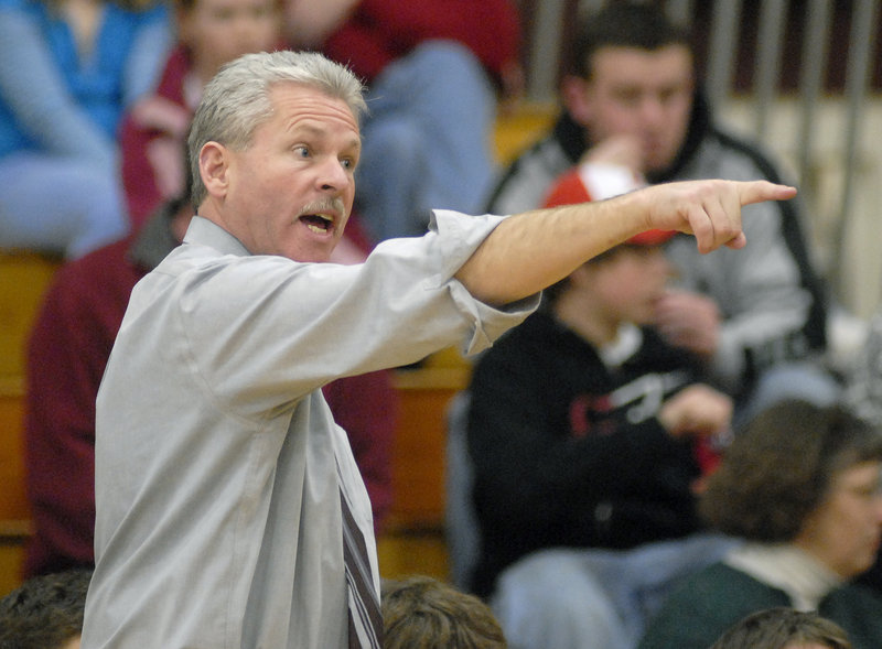Ken Marks, who will become the assistant principal at Greely Middle School, built a 346-143 record in 25 years as the boys' basketball coach, winning three state titles.