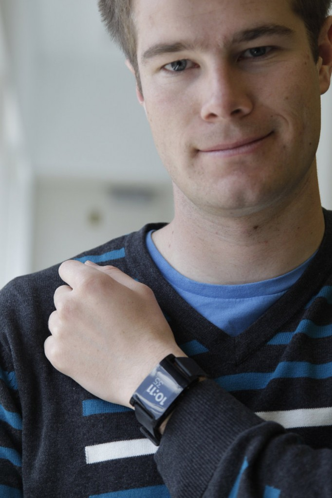 Pebble Technology founder Eric Migicovsky wanted to raise $100,000 to produce watches with programmable faces, and wound up raising $10.3 million via Kickstarter.