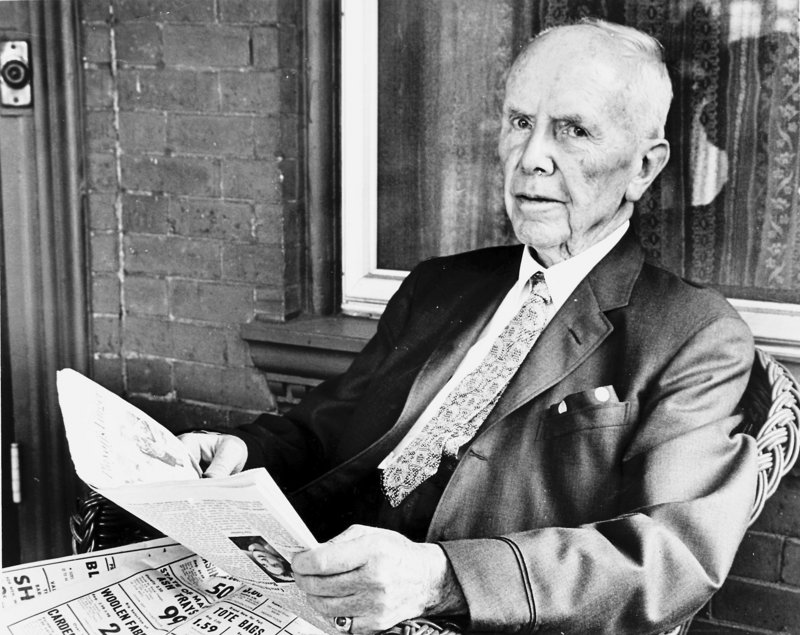 Gov. Percival Baxter made the first land purchase of what would become Baxter State Park in 1930, five years after leaving office. The entire project would take him 32 years.