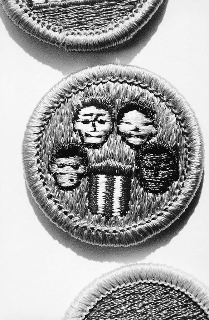 The Boy Scouts' American Cultures merit badge.