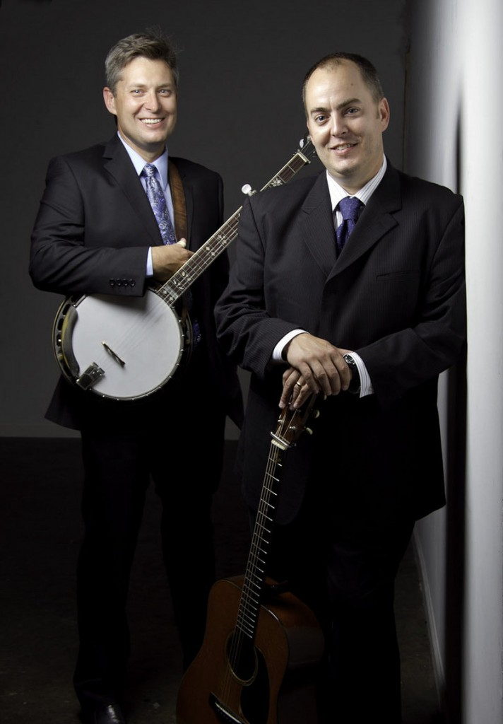 "The Gibson Brothers are part of the lineup at ""The Bluegrass Special,"" taking place Aug. 30 to Sept. 2 at Thomas Point Beach in Brunswick."