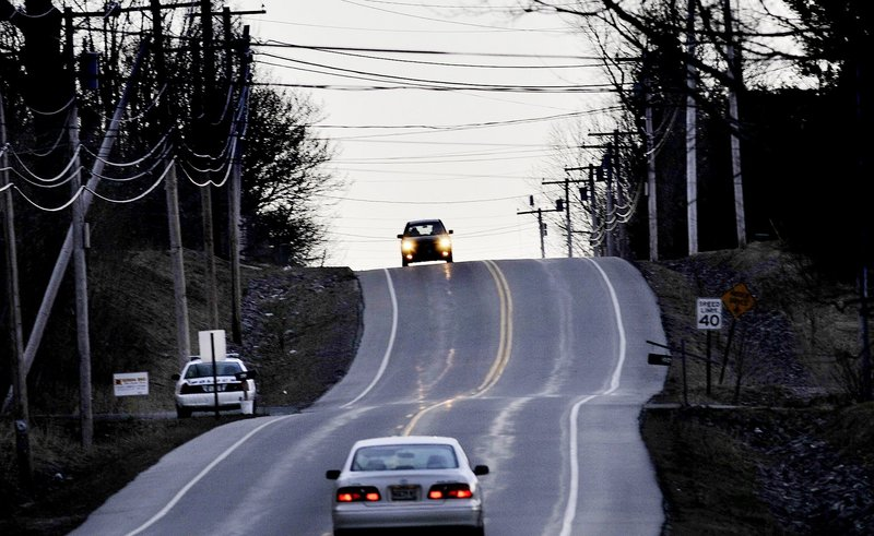 """Maine supports considerably more miles of road per tax-paying resident"" than the American average, a reader says."