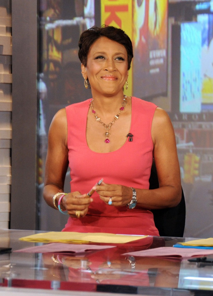 """Robin Roberts of """"Good Morning America,"""" who has the blood and bone marrow disease MDS, is preparing for a bone marrow transplant."""