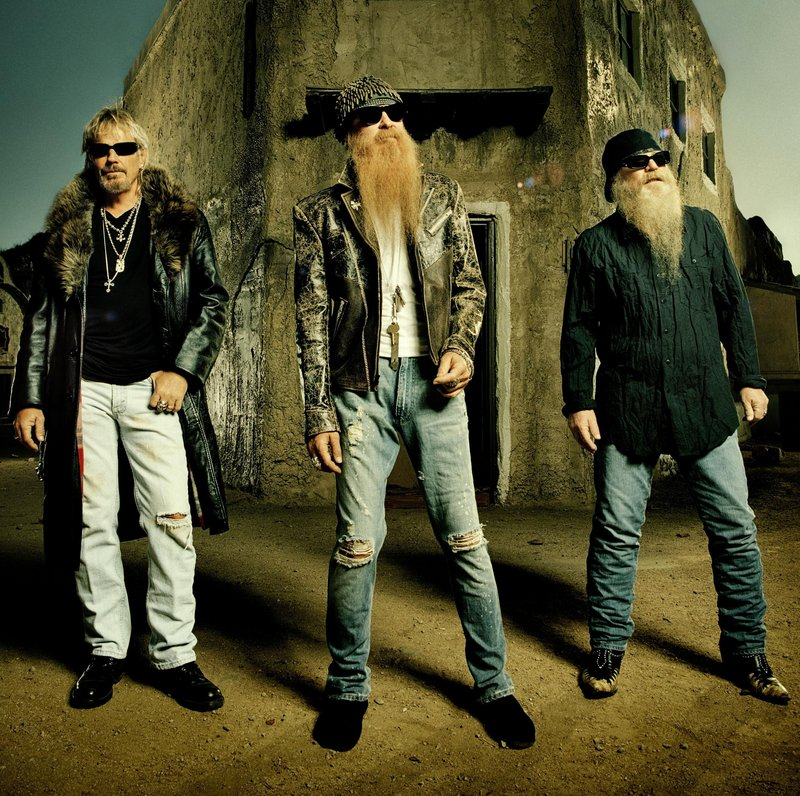 ZZ Top brings the beards and the rock 'n' roll to Scarborough Downs on Sept. 7. Lynyrd Skynyrd also performs.