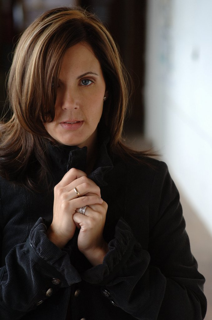 Singer-songwriter Lori McKenna performs at One Longfellow Square in Portland on Oct. 5.