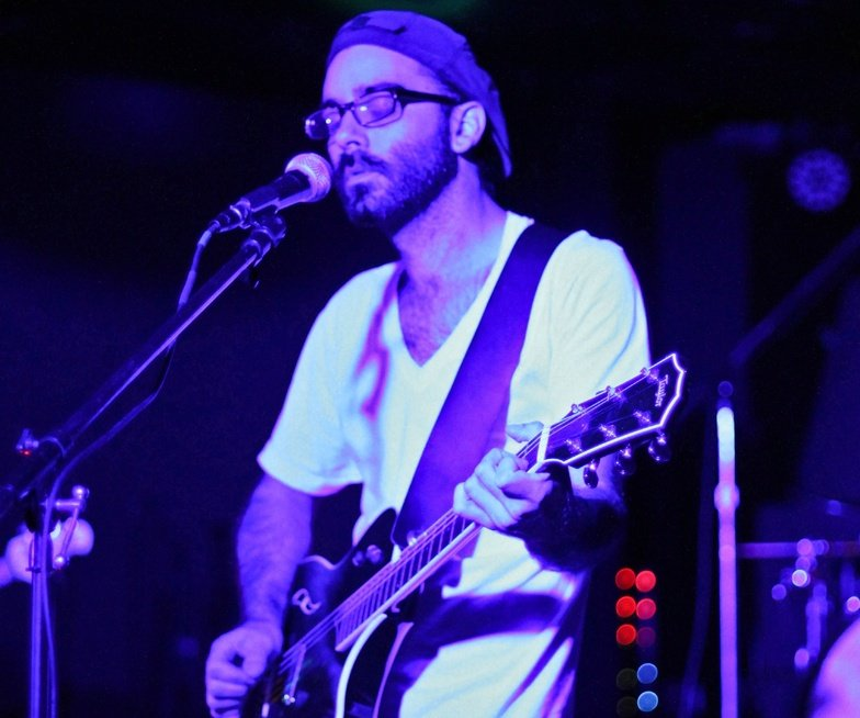 Jason Grosso is guitarist, songwriter and vocalist for Antiseptic, which plans to release a CD later this year.