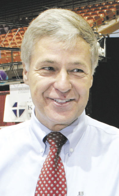 U.S. Rep. Michael Michaud, D-Maine