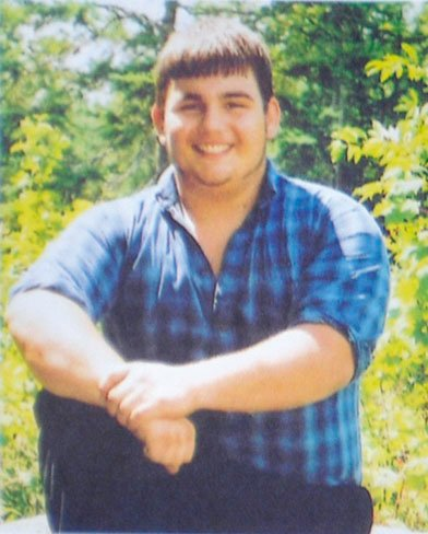 Sam White, 21, of Embden, was killed in a single-car crash Sunday in Concord Township.