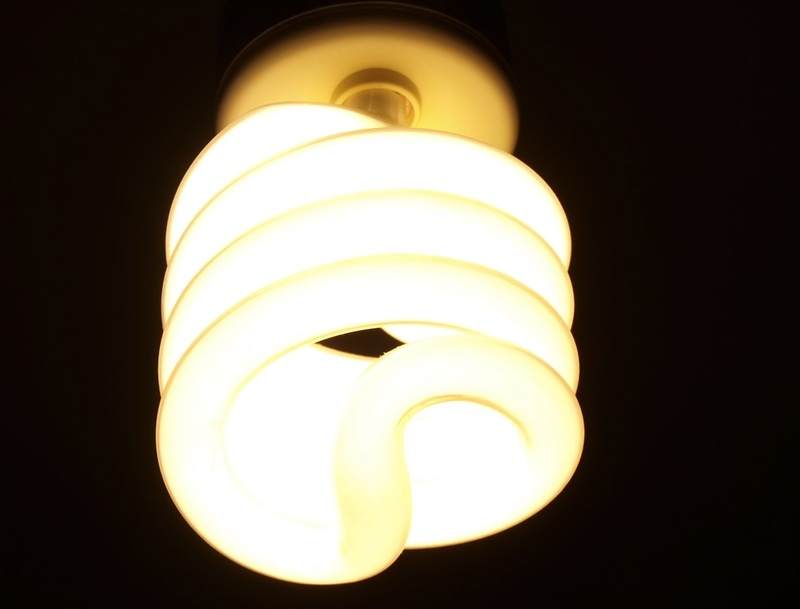 Compact fluorescent lightbulbs contain a small amount of mercury and must be recycled. But Mainers are lucky – the state offers a free program.